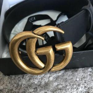 Accessories - Gucci GG Marmont belt